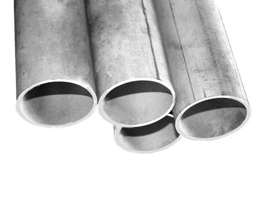 Afbeeldingen van Aluminium buis