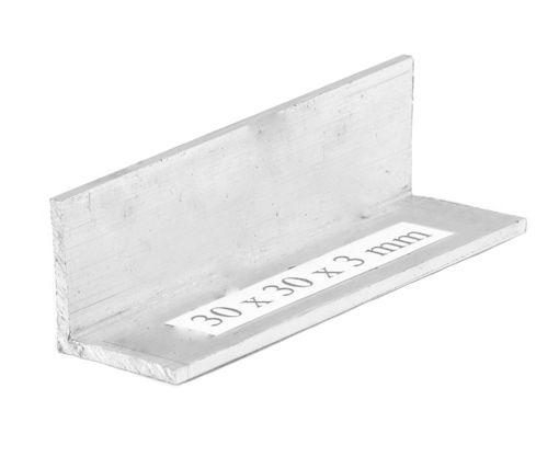 Afbeeldingen van Aluminium hoekprofiel