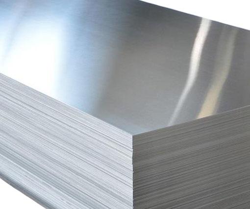 Afbeeldingen van Aluminium plaat