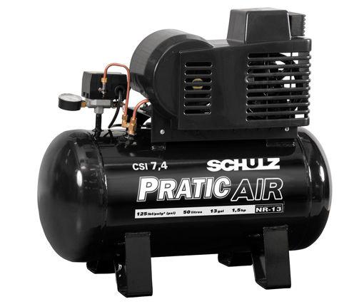 Afbeeldingen van SCHULZ Compressor PRATIC AIR
